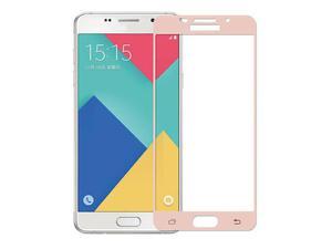 Szkło hartowane cały ekran Samsung Galaxy A5 2016 Różowe - Różowy - 2844306171