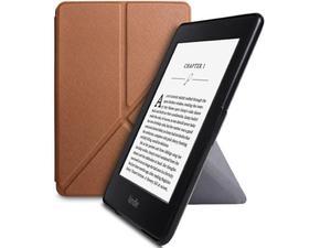 Etui ORIGAMI do Kindle Paperwhite 1 2 3 na magnes Brązowe - Brązowy - 2880039924