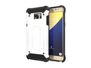 Etui Pancerne Samsung Galaxy S7 Edge Hard Armor Białe - Biały - 2844734439