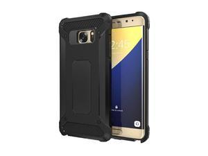 Etui Pancerne Samsung Galaxy S7 Edge Hard Armor Czarne - Czarny - 2844734442