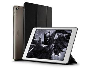 Etui ESR Smart Case iPad Air 2 Yippee Series Czarne + Szkło - Czarny - 2876671245