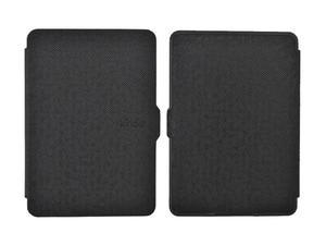 Etui Kindle Paperwhite okładka na magnes czarne - Czarny - 2825178706