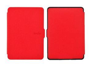 Etui na magnes Kindle Paperwhite czerwone - Czerwony - 2825178708