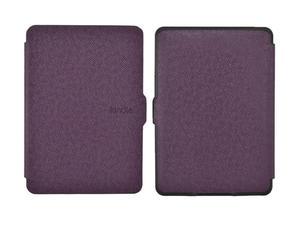 Etui Kindle Paperwhite okładka na magnes fioletowe - Fioletowy - 2825178711