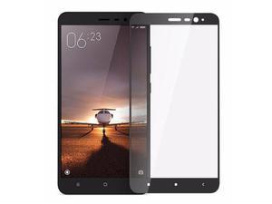 Szkło hartowane cały ekran Xiaomi Redmi Note 3/ 3 Pro czarne - Czarny - 2847502290
