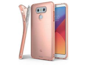 Etui Ringke Air dla LG G6 Rose Gold - Różowy - 2848462834