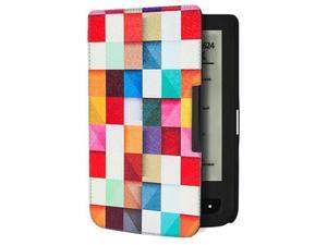Etui Pocketbook 623/624/614/626 Touch Lux 2 i 3 Wzory geometryczne - Wzory geometryczne - 2850209050