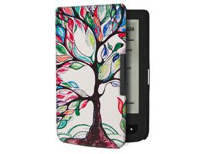 Etui Pocketbook 623/624/614/626 Touch Lux 2 i 3 Kolorowe drzewko - Kolorowe drzewko - 2850209051