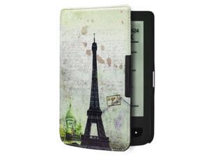 Etui do Pocketbook 624/614/626 Touch Lux 2 i 3 Wieża Eiffla - Wieża Eiffla - 2850209053