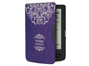 Etui Pocketbook 623/624/614/626 Touch Lux 2 i 3 Vintage - Vintage - 2850209054
