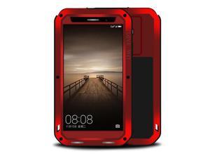 Etui Pancerne Love Mei Powerful Huawei Mate 9 czerwone - Czerwony - 2851951424