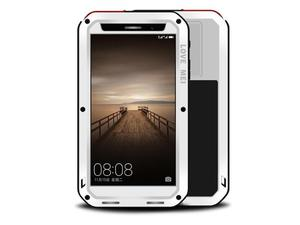 Etui Pancerne Love Mei Powerful Huawei Mate 9 białe - Biały - 2851951426