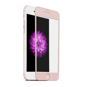 Szkło hartowane Benks X Pro+ 3D iPhone 7/8 Różowe - Różowy - 2852424963