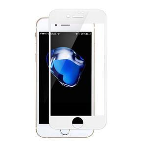 Szkło hartowane Benks X Pro+ 3D iPhone 7/8 Białe - Biały - 2852424965