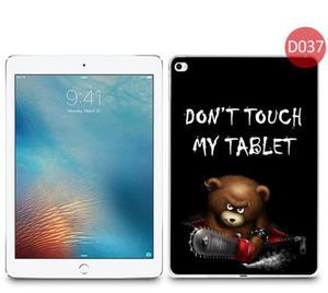 Etui z nadrukiem na tablet Apple iPad Air 2 - Don't touch my tablet