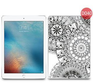 Etui z nadrukiem na tablet Apple iPad Air 2 - Mandala - Etui, futerał, pokrowiec - 2852567530