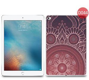Etui z nadrukiem na tablet Apple iPad Air 2 - Fioletowo-różowa mandala - 2852567534