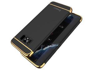 Etui iPaky case 3w1 Samsung Galaxy S8+ Plus czarne - Czarny - 2853344304