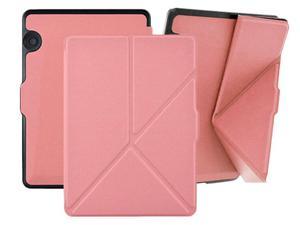Etui futerał origami amazon kindle voyage na magens różowe - Różowy - 2855557557