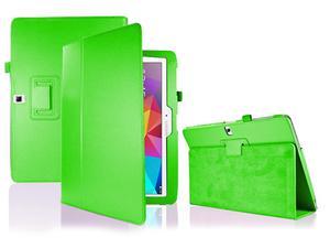 Etui stojak Samsung Galaxy Tab 4 10.1 Zielony - Zielony - 2825178855
