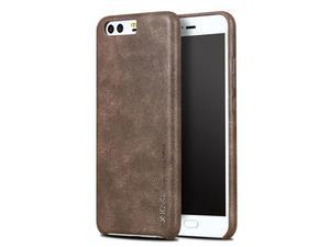 X-level stylowe etui Vintage do Huawei P10 Brown - Brązowy - 2858254390
