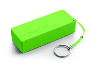 Power Bank Extreme Quark XL 5000 mAh Zielony - Zielony - 2858254397