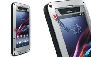 Etui z portfelem Cherry do Samsung Galaxy S5 + FOLIA - Srebrny - 2836490769