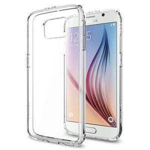 Etui Spigen Ultra Hybrid Samsung Galaxy S6 Crystal Clear - Przezroczysty - 2825179294
