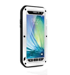 Pancerne etui LOVE MEI do Samsung Galaxy A5 BIAŁY - Biały - 2825179457