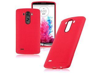 Etui silikonowe do LG G3 mini S Beat Czarne - Różowy - 2825179460