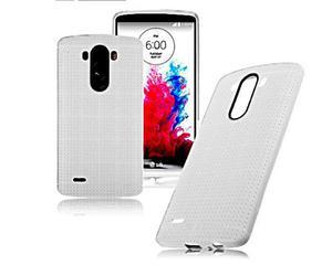 Etui silikonowe do LG G3 mini S Beat Czarne - Biały - 2825179461