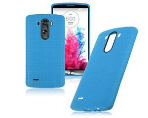 Etui silikonowe do LG G3 mini S Beat Niebieskie - Niebieski - 2825179462