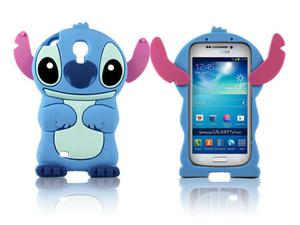 Etui silikonowe 3D Stitch Samsung Galaxy S4 - 2825179471