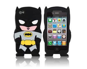 Etui silikonowe 3D Batman iPhone 4 4S - 2825179483