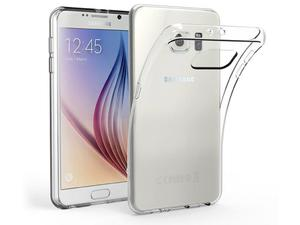 Etui transparent silikon guma do Samsung Galaxy S6 - 2825179950