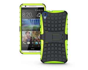 Pancerne Etui ARMOR do HTC Desire 820 zielone - Zielony - 2825179957