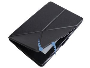 Etui origami Kindle Paperwhite 1 2 3 na magnes fioletowe - Fioletowy - 2876231583