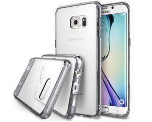 Etui Rearth Ringke Fusion Samsung Galaxy S6 Edge+ [Plus] - Czarny - 2825180701