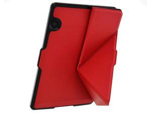 Etui futerał origami amazon kindle voyage na magens czerwone - Czerwony - 2855897576