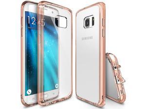Etui Rearth Ringke Fusion Samsung Galaxy S7 Edge - Różowy - 2825180877