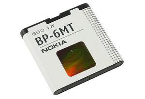 Oryginalna bateria Nokia BP-6MT 1050mAh do 6720c/ E51/ N81/ N82 - 2825180950