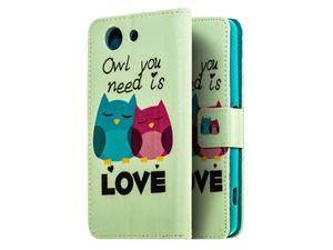 Etui ochronne dla Sony Xperia Z3 Compact Owl you Need is Love - Owl you Need is Love - 2825181199