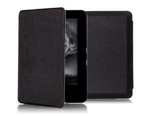 Etui Kindle 7 Touch 2014 Sleep/Wake czarne - Czarny - 2825181326