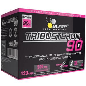 Tribusteron 90 - 120 kap. Booster testosteronu Olimp