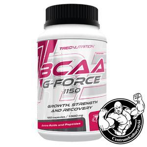 BCAA G-Force 180 caps. Aminokwasy Trec Nutrition - 2823552670