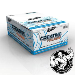 Creatine Micronized 200 mesh + Taurine 30 caps. Monohydrat kreatyny Trec Nutrition - 2823552737