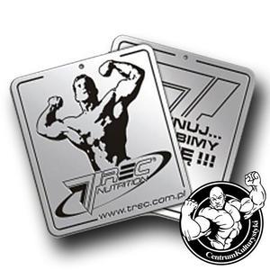 Breloczek stalowy do kluczy - Trec Nutrition - 2823552738