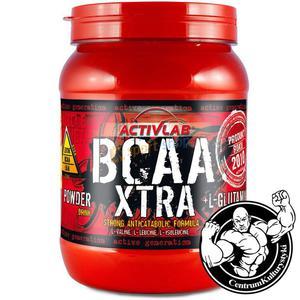 Bcaa X-tra 800g aminokwasy Activlab - 2823552843