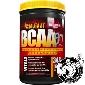 Mutant BCAA 9.7 348g Aminokwasy PVL - 2823552881