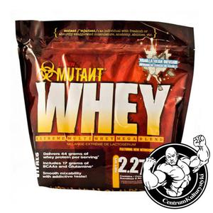 Mutant Whey 2270g odżywka białkowa PVL - 2823552888